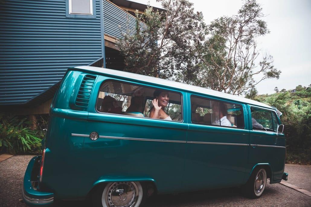 Kombi Car Hire Brisbane - Mr Entertainment
