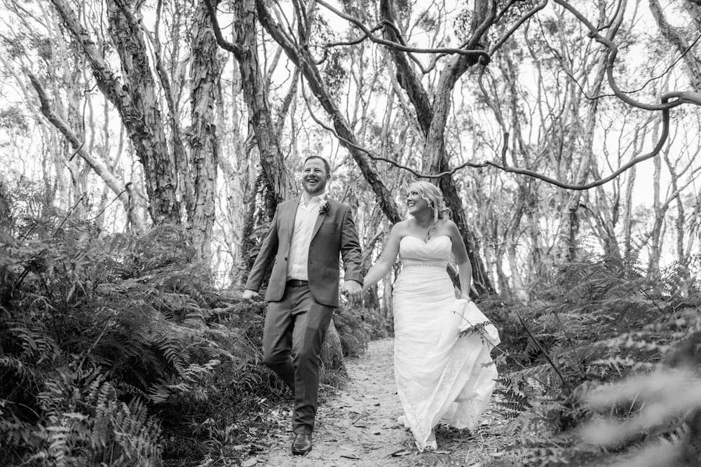 Mr Entertainment Straddie Weddings - Beach Weddings