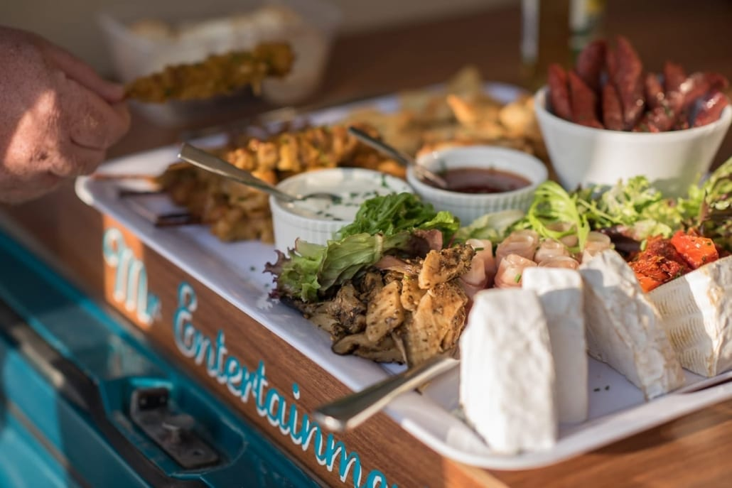 Party Hire Catering Brisbane - Mr Entertainment