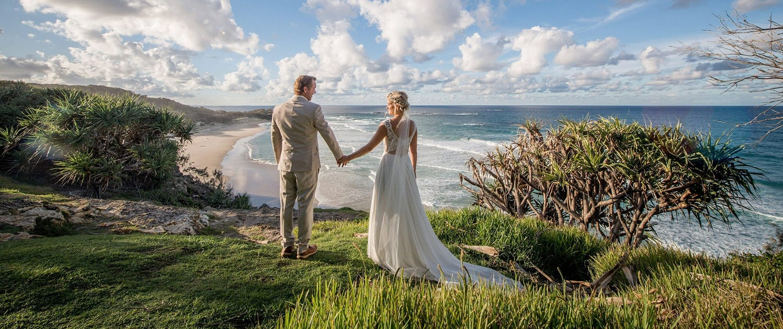 Stradbroke Island Weddings - Mr Entertainment