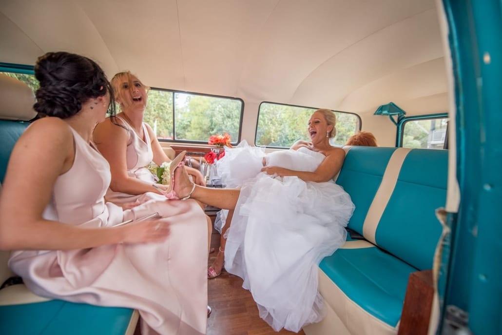 Wedding Car Hire Services Brisbane - 7 Seater