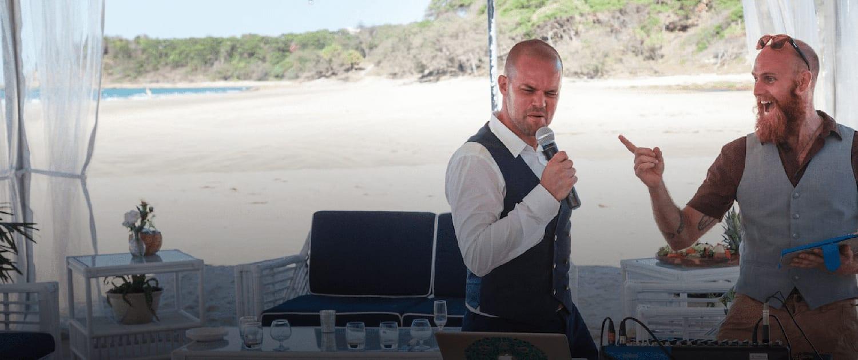 Wedding DJ Services - Mr Entertainment