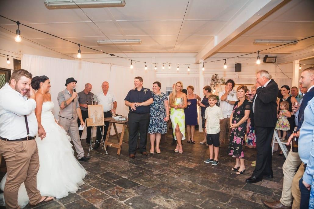 Wedding MC Services Brisbane - Mr Entertainment