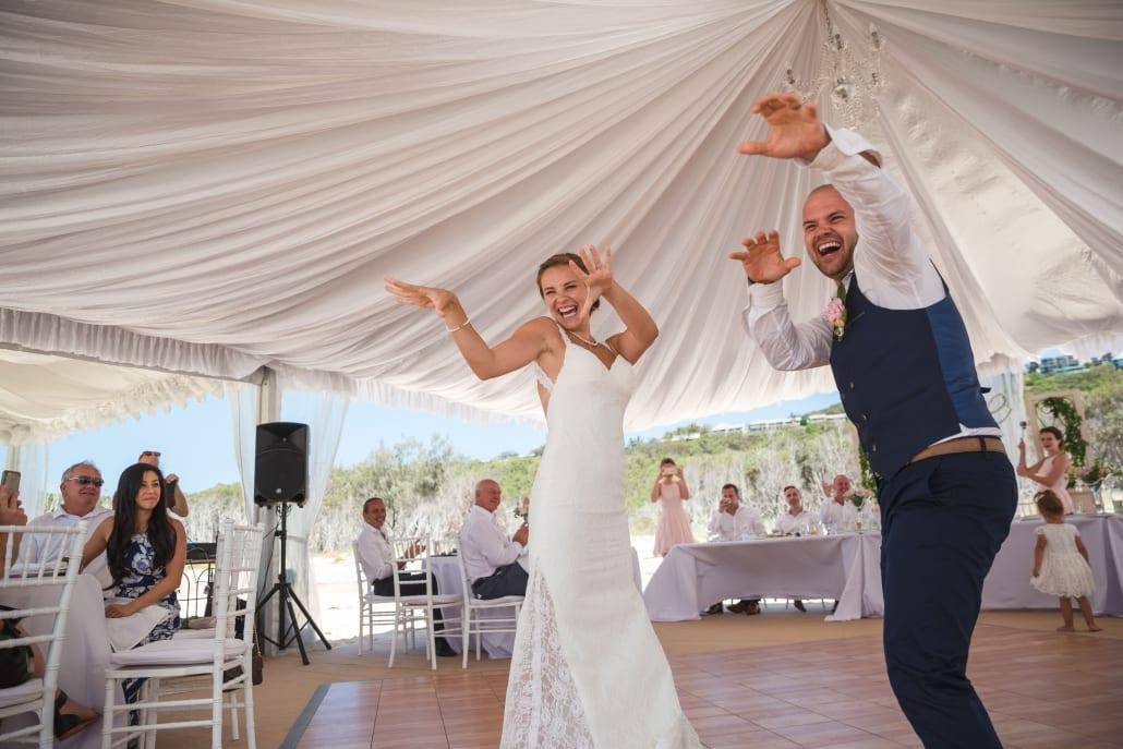 Wedding MC Stradbroke Island - Mr Entertainment