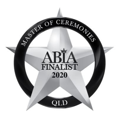 2020 QLD ABIA Master Of Ceremonies Finalist - Mr Entertainment