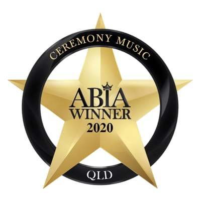 2020 QLD ABIA Music Winner - Wedding Ceremony Music