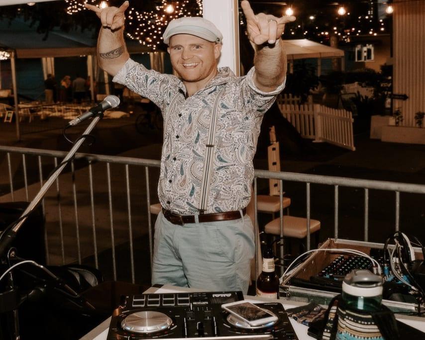 Brisbane DJ - Matty Ross