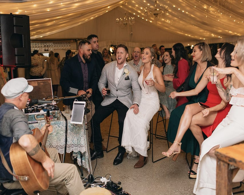 Live Music Entertainer Redlands - Private Events