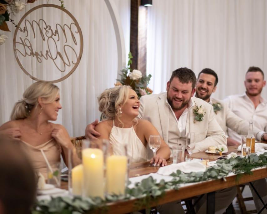 Professional Wedding MC - Matty Ross
