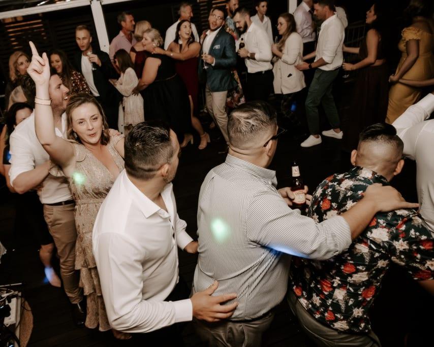 Wedding DJ Redlands - Matty Ross