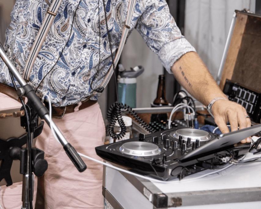 Wedding DJ - Brisbane Wedding Entertainer