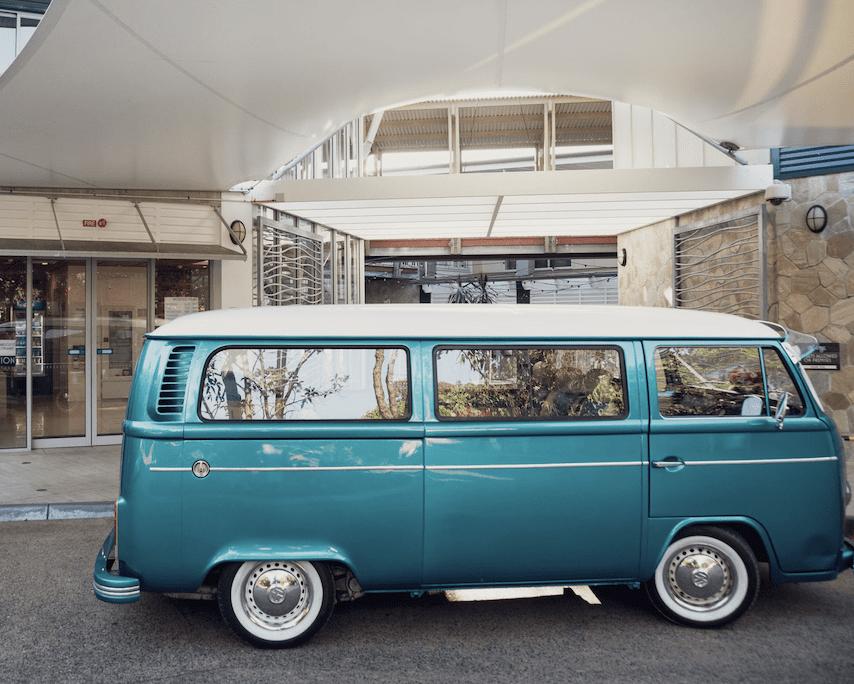 Wedding Transport Brisbane - Classic Car Hire