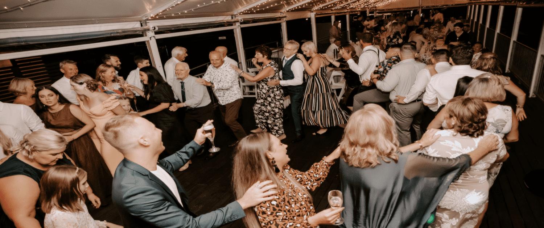 DJ Services Brisbane - Wedding DJ
