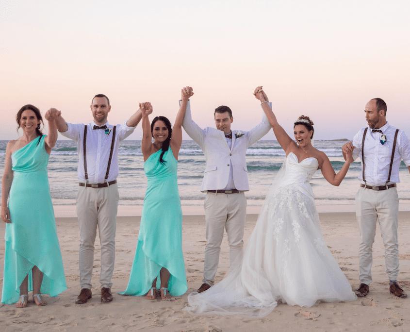 North Stradbroke Island Weddings - Mr Entertainment
